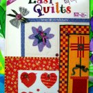 Easy Quilts by Jupiter Instruction Book by Mary Beth Maison 14 Quilt Patterns EASY!