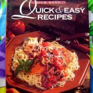 Quick & Easy Recipes from Southern Living Magazine Cookbook