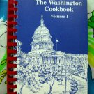The Washington DC Opera Fundraising Community Cookbook Circa 1982