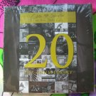 Rare Cities 97 CD Sampler Volume 20 SEALED ~ Free Shipping! ~ Two Disc Set 2008 ~ Ltd Ed Sold OUT!