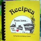 Recipes from Iowa Cookbook