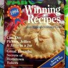 1994 Minnesota State Fair WINNING RECIPES ~ Recipe Collection / Cookbook