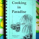 Cooking in Paradise Key West  Florida FL ~ Power Squadron Cookbook 1992