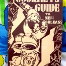 Vintage 1960 ~ GOURMET'S GUIDE to NEW ORLEANS CREOLE Cookbook 16th Edition