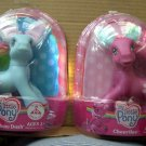Lot of 2 ~ My Little Pony ~ NEW MINT Easter Bunny Ears ~ Dash & Cheerilee