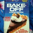 Pillsbury Bake Off 32nd Contest ~ Cookbook Circa 1986 ~ 100 Winning Recipes