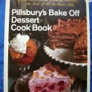 Pillsbury's Bake Off Dessert Cook Book Cookbook HC Pies and MORE!
