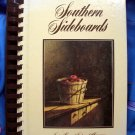 SOUTHERN SIDEBOARDS Junior League Cookbook JACKSON MISSISSIPPI  Award Winning Recipes 8th Ed  1988