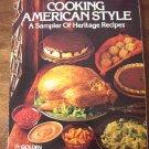 Betty Crocker's American Style Cookbook Vintage 1975 SC