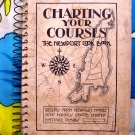 Rare 1st Edition 1948 CHARTING YOUR COURSES Cookbook ~ Newport Rhode Island RI