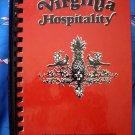 Virginia Hospitality Cookbook by Junior League of Hampton Roads