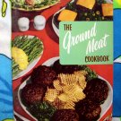 Vintage 1965 CULINARY ARTS INSTITUTE ~ The GROUND MEAT COOKBOOK