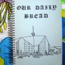 Our Daily Bread Cookbook ~ Cross of Glory Lutheran Church Brooklyn Center Minnesota
