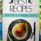Best Recipes LA TIMES Los Angeles California Cookbook HCDJ  Over 250 Recipes!