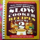 Biggest Book Of Slow Cooker 400 Recipes Volume 2 ~ Crock Pot Cookbook