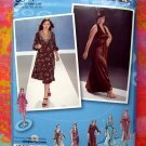Simplicity Pattern # 3541 UNCUT Project Runway Dress Size 18 20 22 24