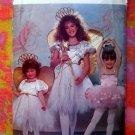 Butterick Pattern # 4197 UNCUT Girl's Costume UNCUT  ~ Fairy Ballerina ~ Size S M L XL