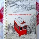 Three Rivers Cookbook I (One) Good Taste of Pittsburgh PA ~ Recipe Book ~ 1981