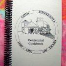 ODIN Minnesota MN Community Cookbook 1997 Norwegian & Scandinavian Recipes