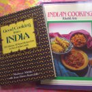 Lot Indian Cookbook ~ Good Cooking from India ~ East Indian Cooking by Khalid Aziz