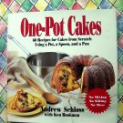One-Pot Cakes: 60 Recipes For Cakes From Scratch Cookbook HTF
