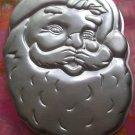 Wilton Cake Pan Santa's Face # 502 2308 1979
