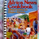 The Africa News Cookbook: African Cooking for Western Kitchens ~ Tami Hultman