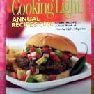 Cooking Light Annual 2004 Cookbook  900 RECIPES! A Years Worth of Recipes From Foodie Magazine