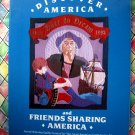 Discover America and Friends Sharing America Award Winning Quilts Book Patrotic