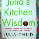 Kitchen Wisdom Julia Child HCDJ First Edition