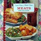 Vintage 1968 Favorite Recipes of Methodist Women MEATS with 2,000 Chicken Beef Pork Seafood