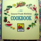 Vintage 1959 1st Edition  The General Foods Kitchen HC Cookbook