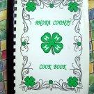 MN Anoka County Minnesota 4H  / Four H Cookbook 1993