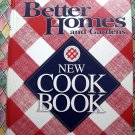 Better Homes and Gardens Cookbook 1996 5 Ring Binder HC