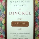 The Unexpected Legacy of Divorce Book HCDJ  A 25-Year Landmark Study
