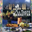 Junior League Cookbook NYC New York I'll Taste Manhattan HCDJ 1st Edition