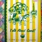 Talk About Good Junior League Cookbook Lafayette Louisiana Cajun