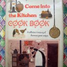 Come Into The Kitchen Cook Book Cookbook by Mary Vincent Price 1969
