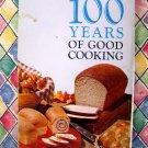 100 Years of Good Cooking Minnesota MN Centennial Cookbook