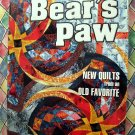 Bear's Paws Quilt Instruction Book