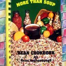 More Than Soup Bean Cookbook by Anna Aughenbaugh Add (Beans) Fiber to Your Diet!