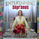 Entertaining With The Sopranos HC Cookbook Italian Recipes
