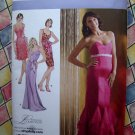 Simplicity Pattern UNCUT # 2639  Misses Prom Dress or Gown  Size 4, 6, 8, 10 and 12