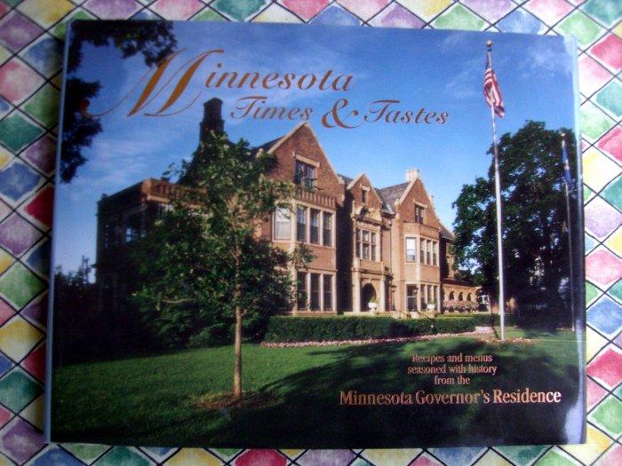 Minnesota Times & Tastes MN Governor's Residence HCDJ