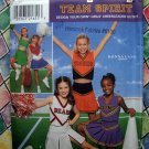 Simplicity Pattern # 8294 UNCUT Costume Girl Cheerleader Size 7 8 10
