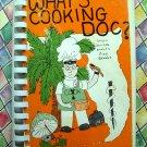 Vintage 1976 Jacksonville Florida FL Medical Foundation Cookbook