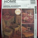 McCalls HOME Pattern # 8944 UNCUT Table Runner Napkins Table Cloth MORE!