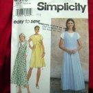 Simplicity Pattern # 7178 UNCUT Misses Jumper Dress & Knit Top Size 12 14 16
