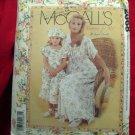 McCalls Pattern # 2068 UNCUT Mother Daughter Dress Misses sizes 8-22; Children's sizes 3-8