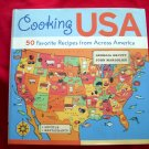 Cooking USA 50 Favorite Recipes From Across America Cookbook